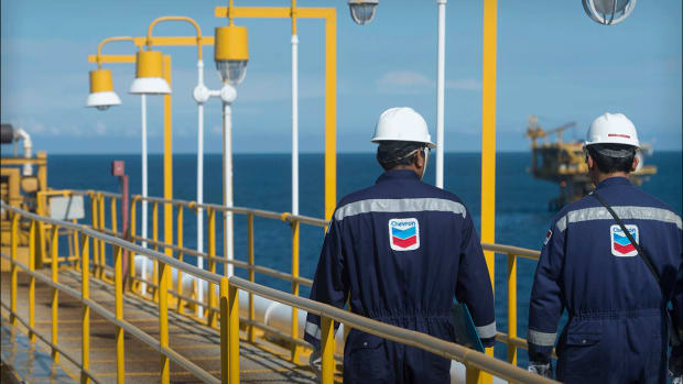 ChevronIs Added to Goldman's 'Americas Conviction Buy' List