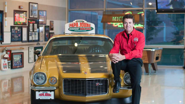 Papa John's Founder Will Remain on the Board After Resigning as Chairman