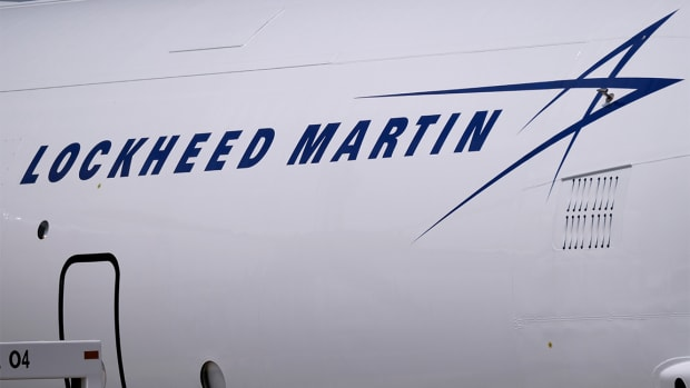 Lockheed Martin Soars on First-Quarter Earnings Beat, Raised Outlook