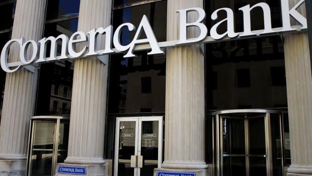 Comerica Crumbles Under Goldman Sachs Downgrade