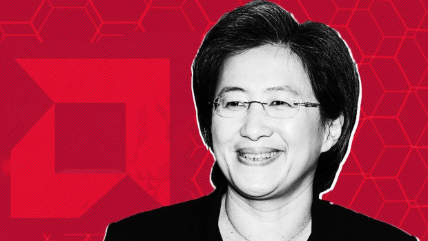 AMD CEO Lisa Su Confident Chipmaker Can Meet Ambitious Second-Half Targets