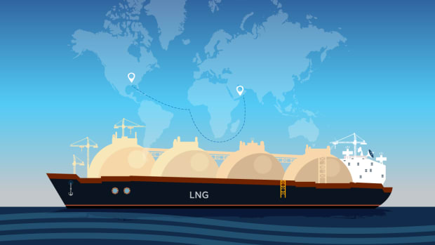 Saudi Arabia Has Oil. Now It Wants U.S. Natural Gas