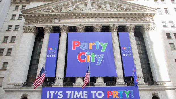 Party City's New Amazon Plan Will Work Because Its Brand Is So Strong: CFO