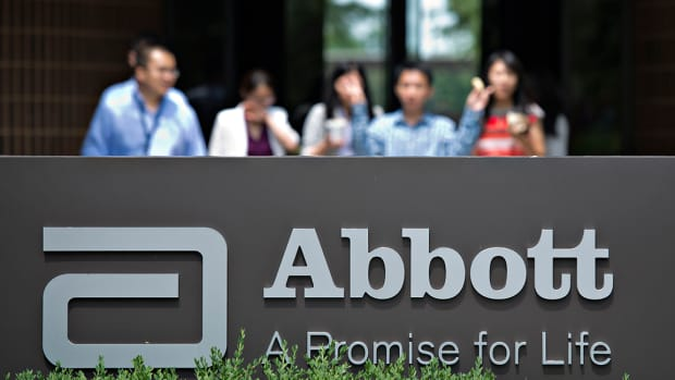 Abbott Labs CEO: We're Focused on Paying Down Debt, Not M&A