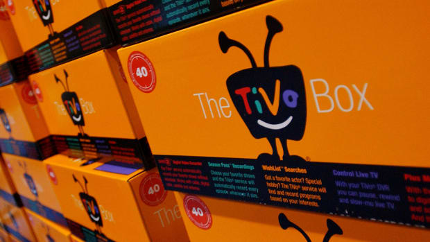 Tivo Jumps on Positive Outlook, New CEO