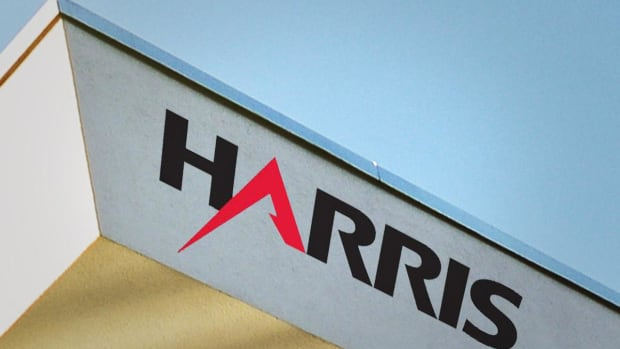 Harris Shares Jump After Earnings Beat Forecasts