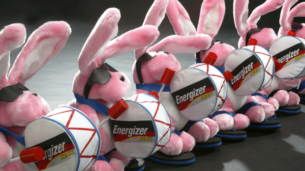 Energizer Is Charged Up by Bank of America's Double Upgrade