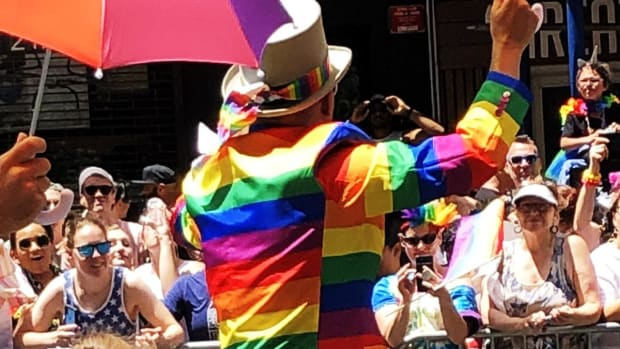 Pride on Display Today in NYC