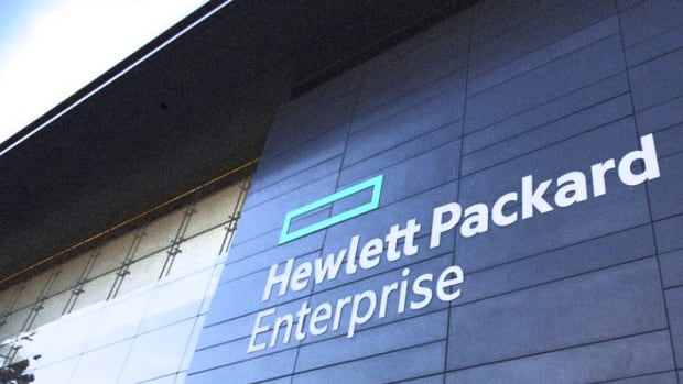 Hewlett Packard Enterprise Rises After-Hours on Earnings Beat