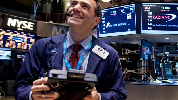 Top 5 Stock Winners in Dow Jones Industrial Average This Week