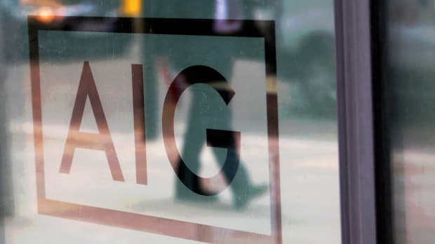 AIG Tumbles After Storms, Mudslides Hit First Quarter Earnings