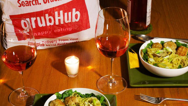 Grubhub Gets Gobbled Up by Investors After Analyst Upgrade