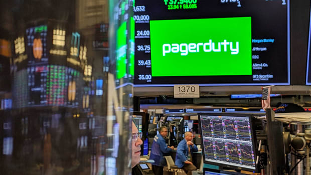 PagerDuty Shares Soar in NYSE Trading Debut