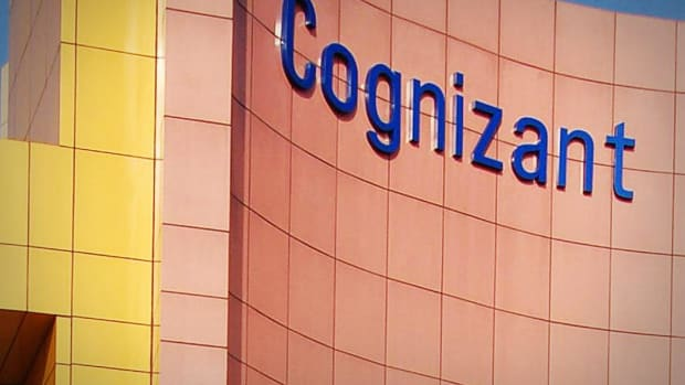 Cognizant Crashes on Earnings Miss, Guidance Cut