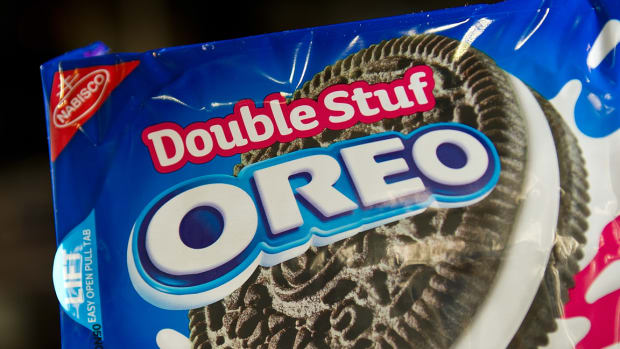 Investors Are Sweet to Oreo Maker Mondelez After Strong Earnings
