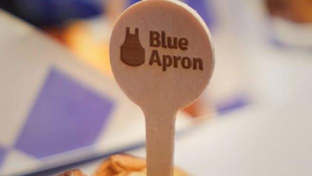 Blue Apron Soars Near 20% on Deal News