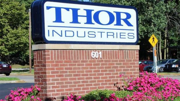 Thor Industries: Cramer's Top Takeaways