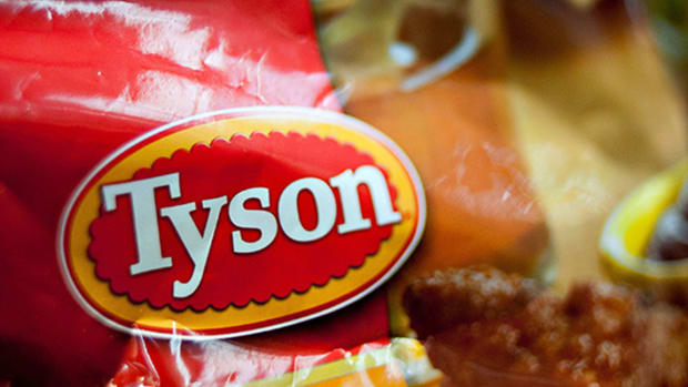 Tyson Foods CEO: Inflation Is Here, and More Is Coming