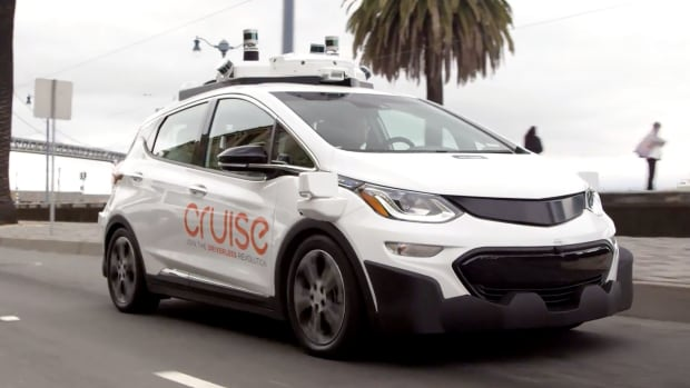 GM's Cruise and DoorDash Team Up for Autonomous Food Delivery