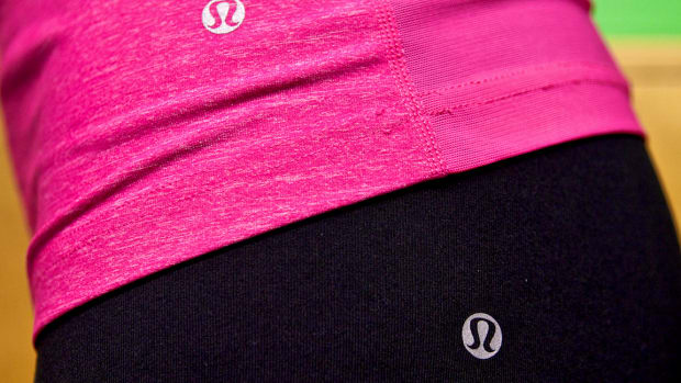 Lululemon Falls After Post-Earnings Downward Dog