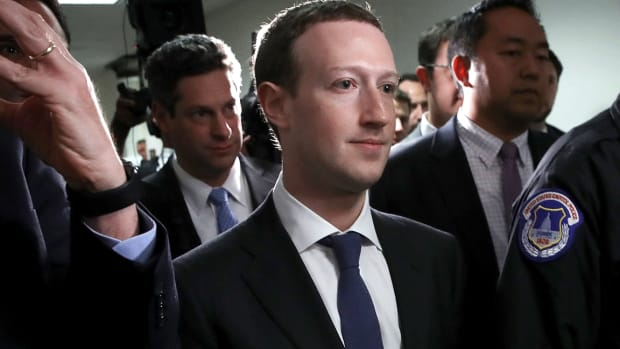 'I'm Committed to Getting This Right,' Facebook's Zuckerberg Tells Senators