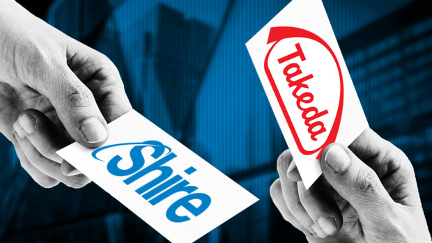 Takeda Pharmaceutical Agrees $62.4 Billion Takeover of Shire