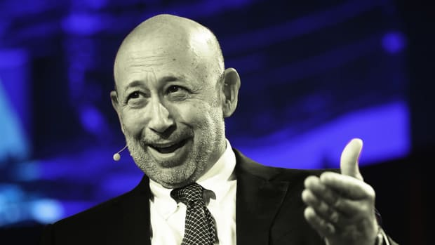 Goldman Sachs Picks Solomon to Eventually Succeed Blankfein as CEO