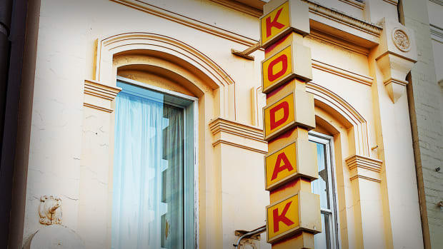 Kodak Stock Explodes a Second Day After It Leaps Into Current Blockchain Craze