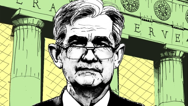 Jerome Powell Is Already One of the Most Disliked Fed Chairs Ever: Chart
