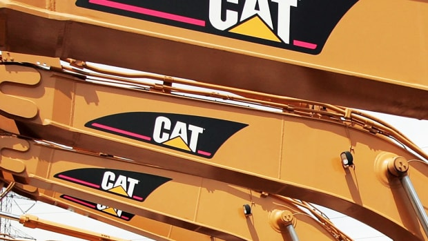 TheStreet Ratings Maintains Buy Recommendation on Caterpillar Shares
