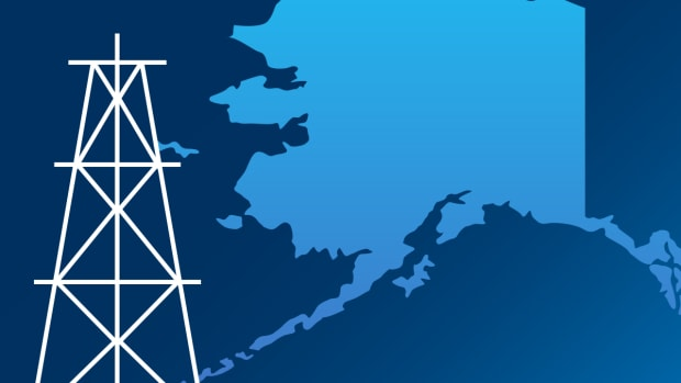 The Next Oil Boom: Excitement About Alaskan Crude Builds