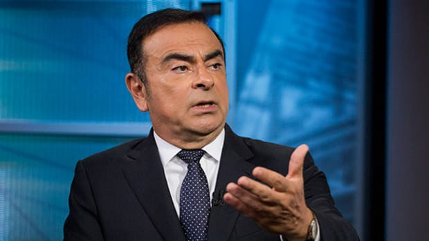 Nissan Says Chairman Carlos Ghosn Arrested, Misconduct 'Unacceptable, Serious'