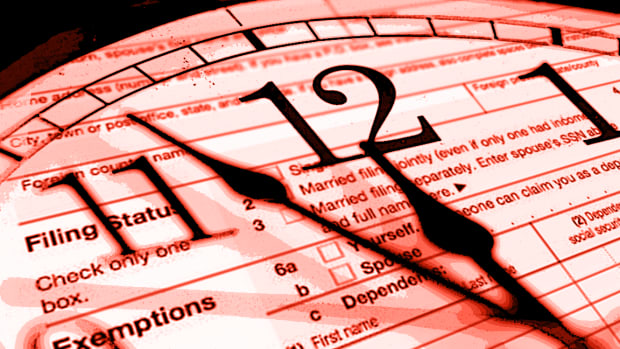 Here Are 5 Things You Need to Doublecheck Before Filing Your Tax Return