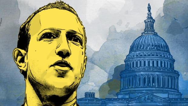 Facebook's Stock Rises as Mark Zuckerberg Faces Congress Again