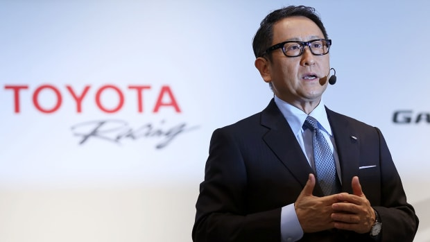 Toyota Unveils Huge $2.7 Billion Buyback After Record Profits, Softer Outlook