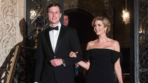 Jared Kushner and Ivanka Trump Made $83 Million In 2017
