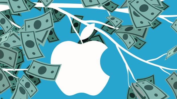 Warren Buffett Puts Apple's Stock Near Breakout Territory