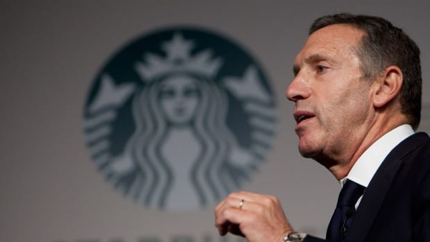 Former Starbucks CEO Schultz: U.S. People Are Better Than Our 'Political Class'