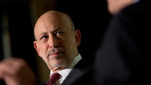 Goldman Sachs Ends Horrible Bond-Trading Year With Big Tax Loss