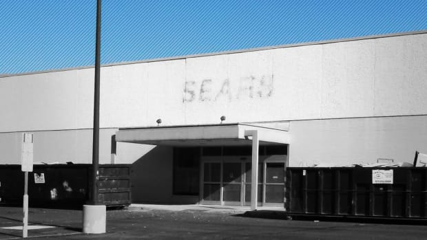 Sears Stock Just Crashed