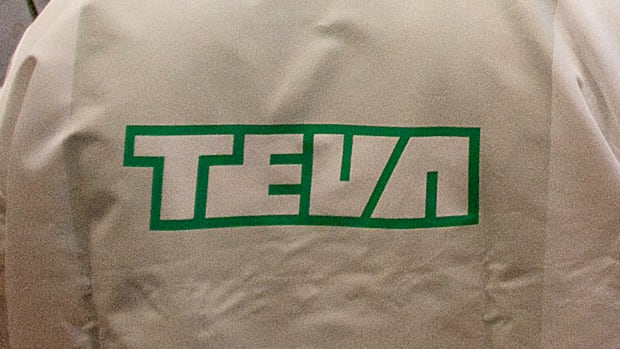 Teva Shares Tank On Weak Outlook