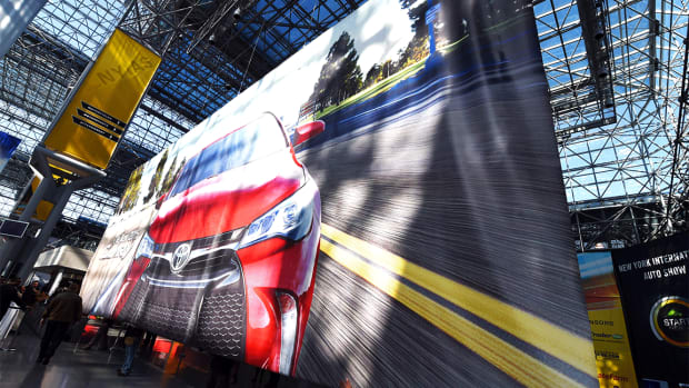 New York Auto Show Reveals Who Is, Isn't Taking Electrification Seriously