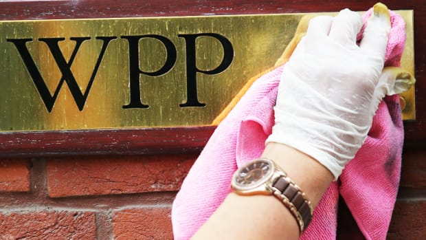 WPP Shares Plunge To Six-Year Low After Ad Giant Slashes Profit Outlook