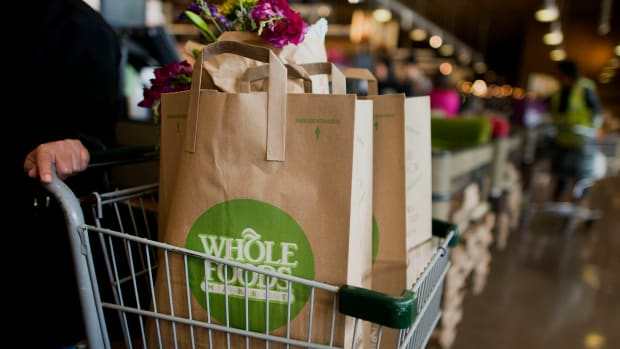 Amazon's Whole Foods Deal Was a 'Pearl Harbor Moment' in Retail: PayPal CEO