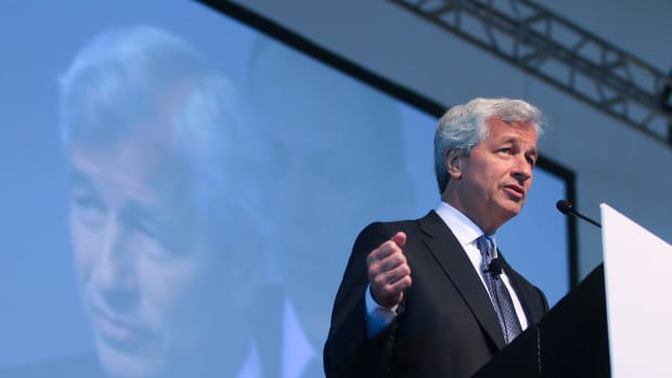 For JPMorgan's Dimon, It's a Waste Not to Spend the Tax Windfall