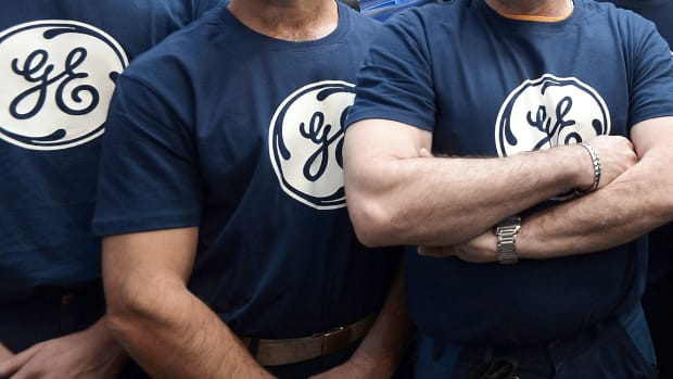 GE Stock Erases Gains After Weak Earnings, SEC Probe