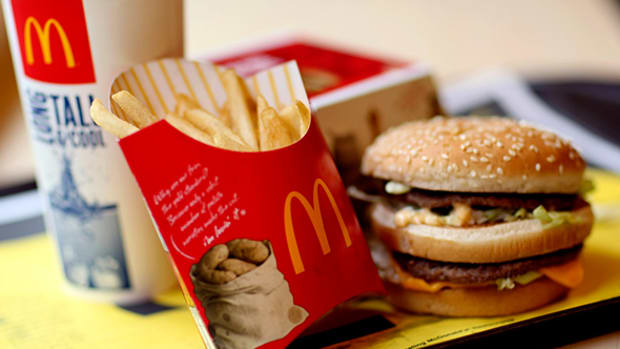 McDonald's Could Also Dominate in 2018