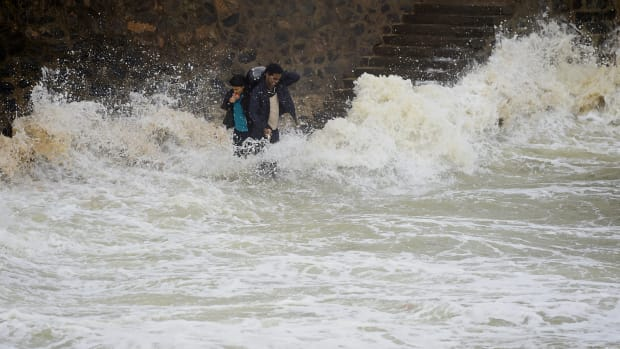 Stocks Are Entering Treacherous Waters