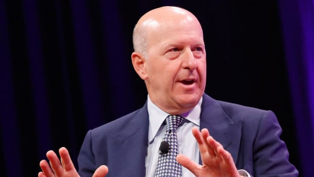 Goldman Sachs Will Have a New Chief Financial Officer