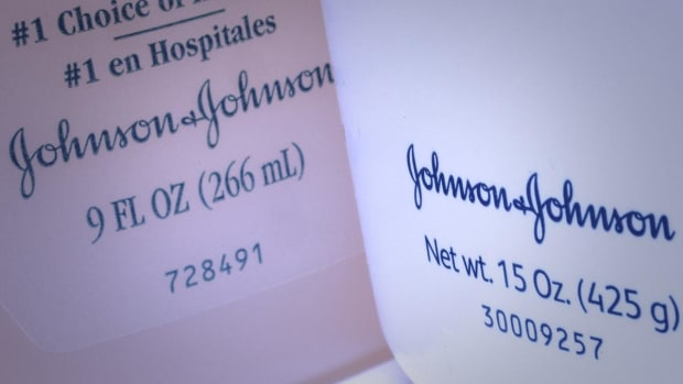Johnson & Johnson Shares Plunge After Report It Knew of Asbestos in Baby Powder